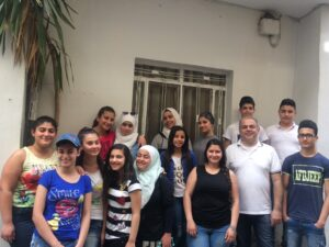 Doposcuola AMU a Damasco